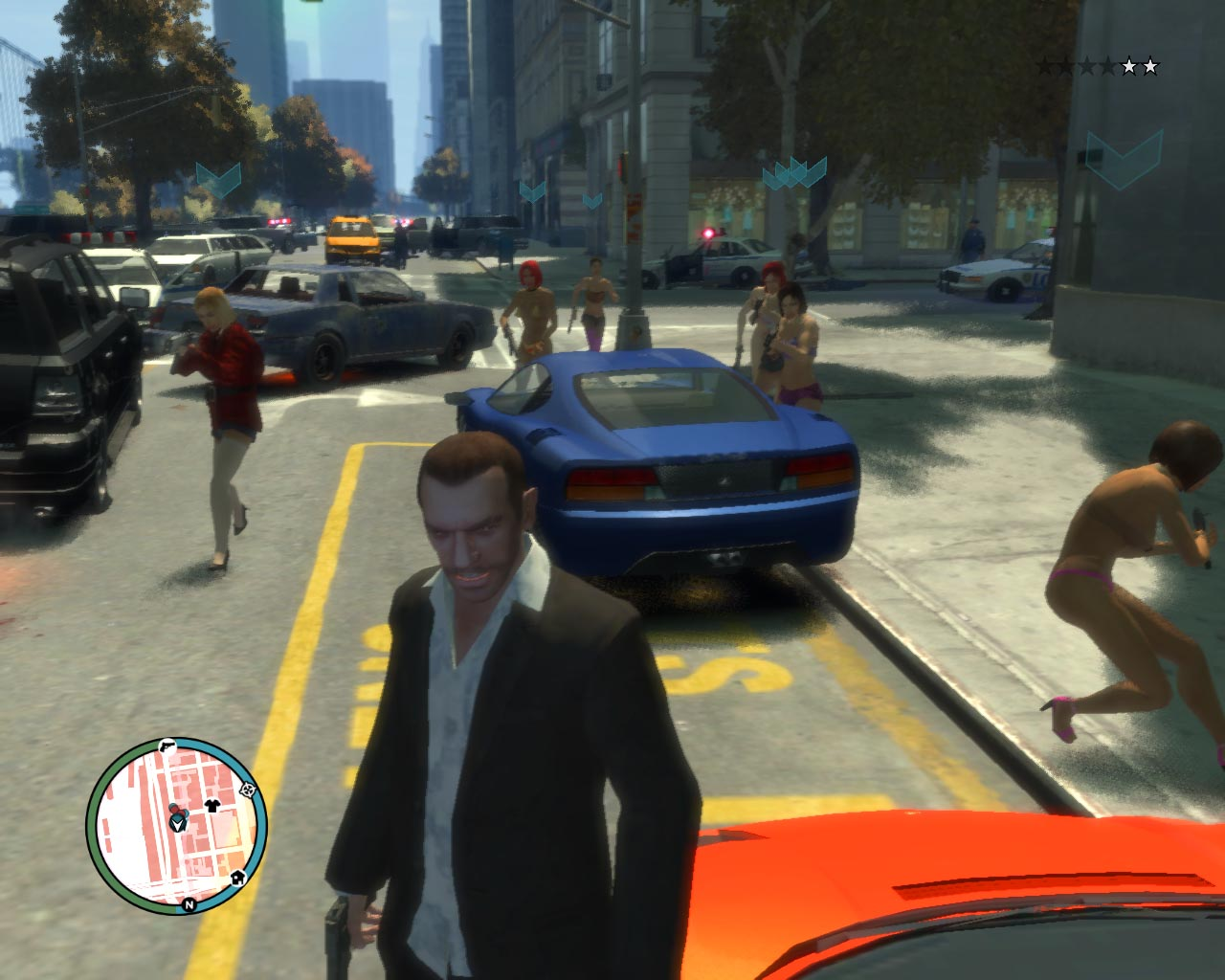 Your wanted level will beold version/alice 0.32/gta4 patch 1.0.3.0.